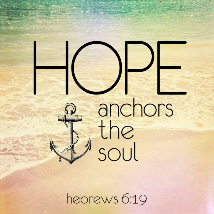 Image result for hope anchors the soul
