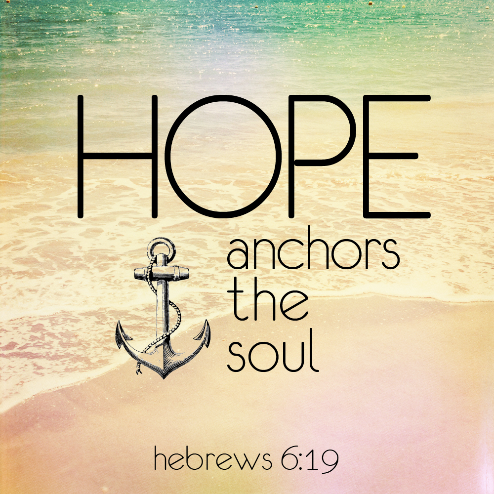 hope a trustworthy anchor for the soul pocket fuel