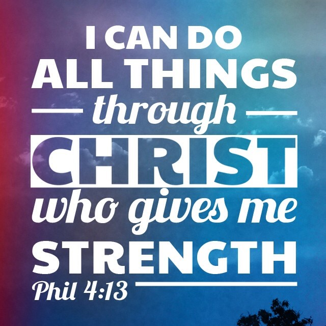 Strong Weakness Jesse Milani Older Devotions 0 Comments 0SHARES For I Can Do Everything Through Christ Who Gives Me Strength