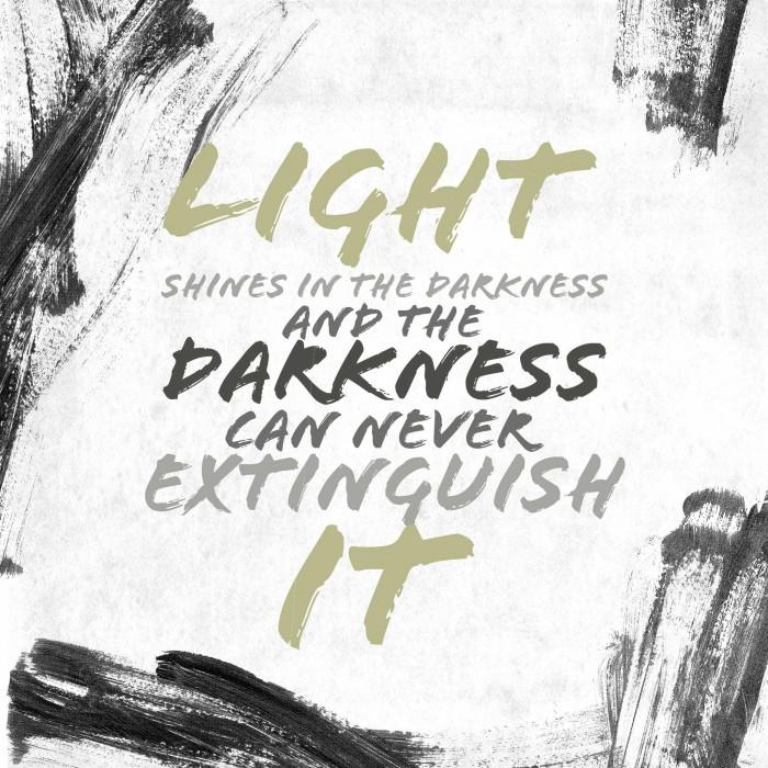 Shine that light