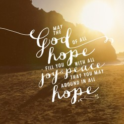 Source of Hope - Pocket Fuel Daily Devotion on Romans 15:13