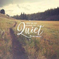 quiet retreat