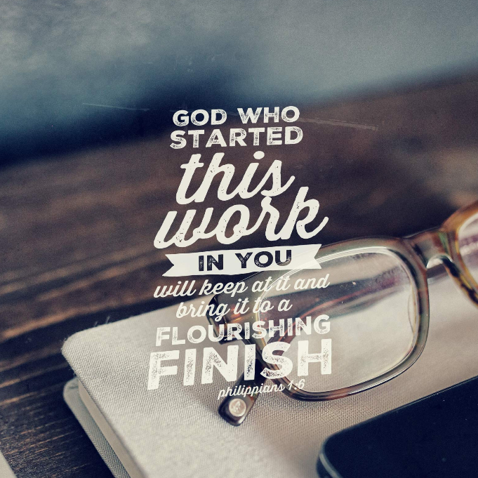 Finish Work Quotes: Pocket Fuel Daily Devotional