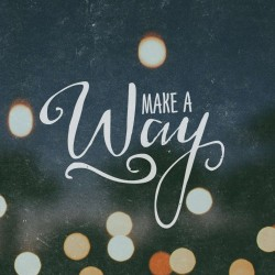 Make a way Daily Devotional