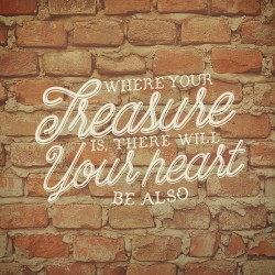 treasure of your heart daily devotional