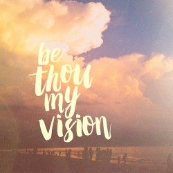 Dallan's Be Thou My Vision - Pocket Fuel Daily Devotional