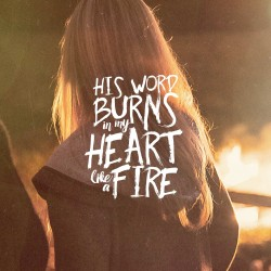 Fire In my bones - Vocation Part 5 - Daily Devotional on Jeremiah 20:9