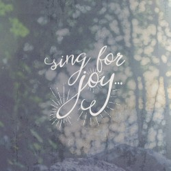Song Sung for Joy - Pocket Fuel Daily Devotional on Psalm 92:4