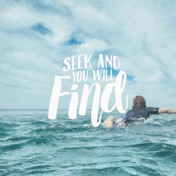 Find and Seek - Pocket Fuel Daily Devotional on Matt 7:7