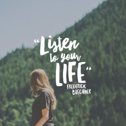 Listen with Your Life - Part 5 - Pocket Fuel Daily Devotional on 1 Samuel 3:9
