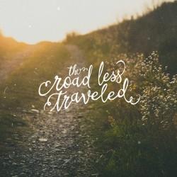The Road - Part 1 - Pocket Fuel Daily Devotional on Matt 7:14