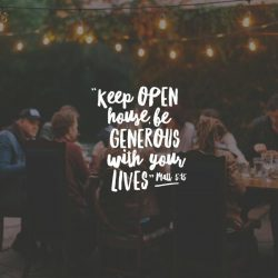 The Couch and an Open House - Pocket Fuel Daily Devotional on Matthew 5:15