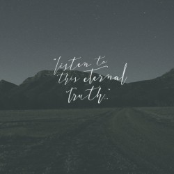 Could This Be Eternal Truth - Pocket Fuel Daily Devotional on John 3:3