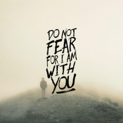 Storm Fear - Fear Part 4 - Pocket Fuel Daily Devotional on Isaiah 41:10