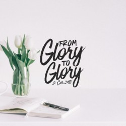 Glory Story - Part 7 - Pocket Fuel Daily Devotional on 2 Corinthains 3:18