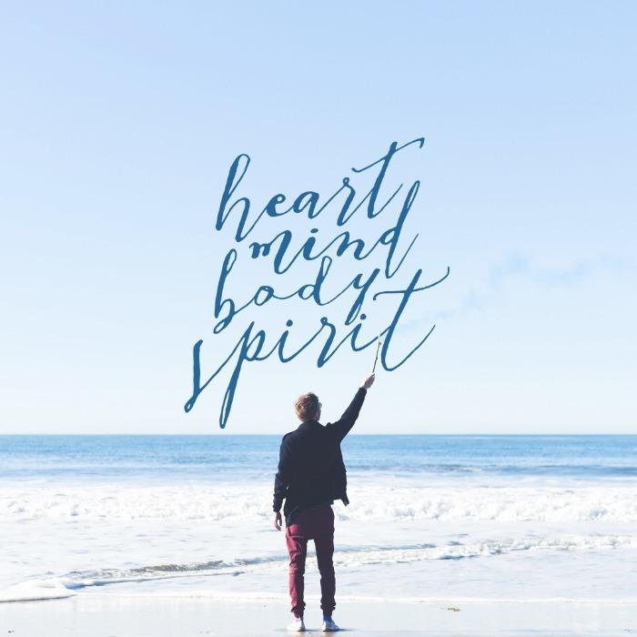 Heart, Mind, Body, Spirit - Cross Series Part 1 - Devotional