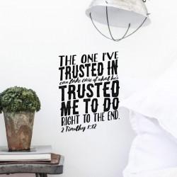 Unashamed – Part 6 - Pocket Fuel Daily Devotional on 2 Timothy 1:12