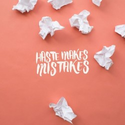 The Hedge and Haste Mistakes - Pocket Fuel - Daily Devotion on Proverbs 19:2