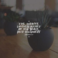 Infinite, Limitless Riches - Part 4 - Pocket Fuel Daily Devotion on Ephesians 2:7