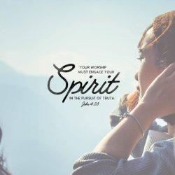 Samaritan Woman and Water Wells - Pocket Fuel Devotional on John 4:23