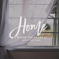 Where the Heart Is - The Home Series - Pocket Fuel Devotional on John 14:2