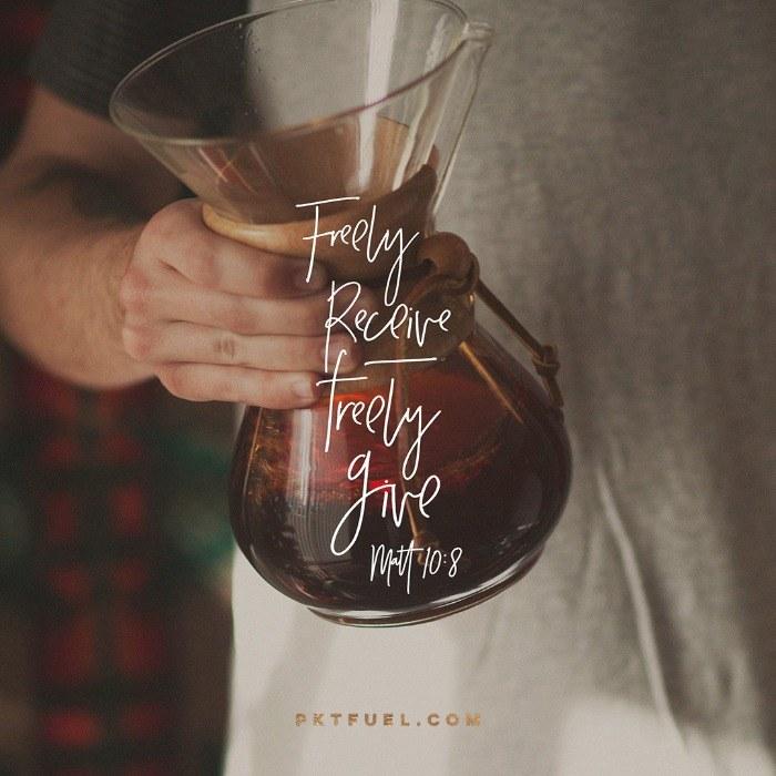 The Debt – Forgive Series – Part 4 - Pocket Fuel on Matthew 18:27