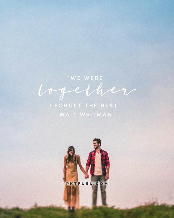 In Love – Relationship Series – Part 3 - Pocket Fuel