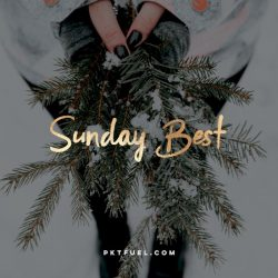 The Sunday Best - Jen Hatmaker, the power of 'no', Pitch Anything and more