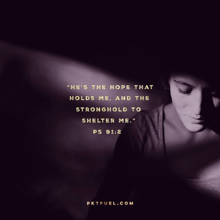 The Stronghold – The Lent Series – Part 6 – Digital Sabbath