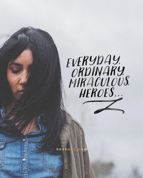 Heroes Amongst Us – The Hero Series – Part 4 - Pocket Fuel on Mark 6:3