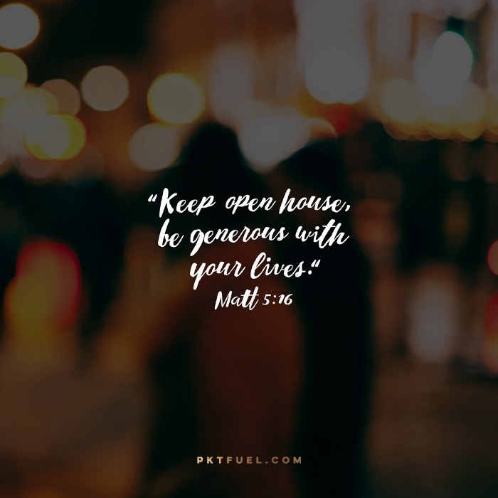 Keep Open House – The Home Series (updated) – Part 3