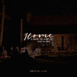Reconstruct Our Hearts – The Home Series (updated) – Part 4 - Pocket Fuel on John 14:2