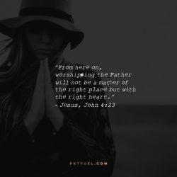 Rule Breaking – The Well Series – Part 8 - Pocket Fuel on John 4:24