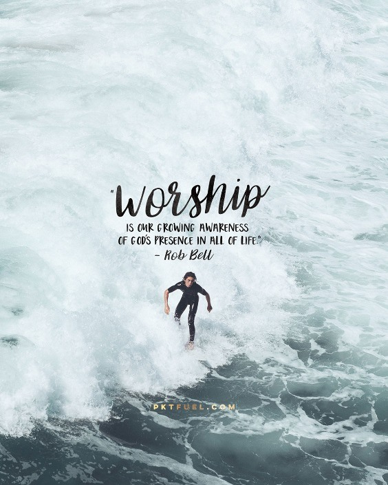 Sincere Worshippers – The Well Series – Part 5 - Pocket Fuel on John 4:24