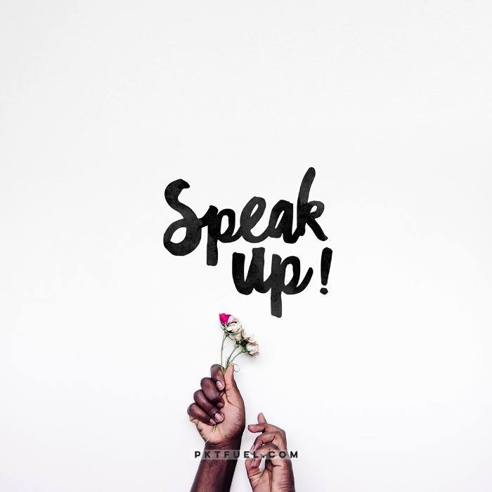 Speak Up – Proverb Ponderings – Part 2