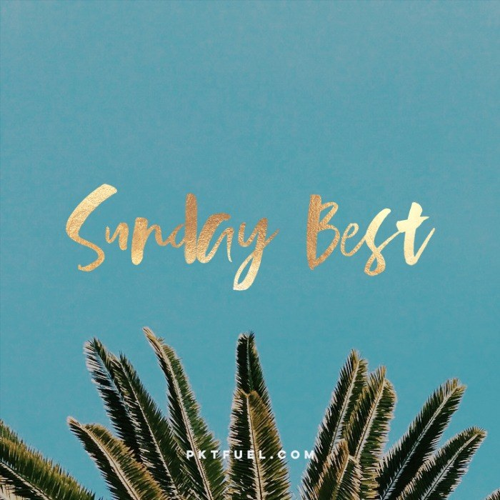 The Sunday Best – Making the beast beautiful, trusting the Bible and more