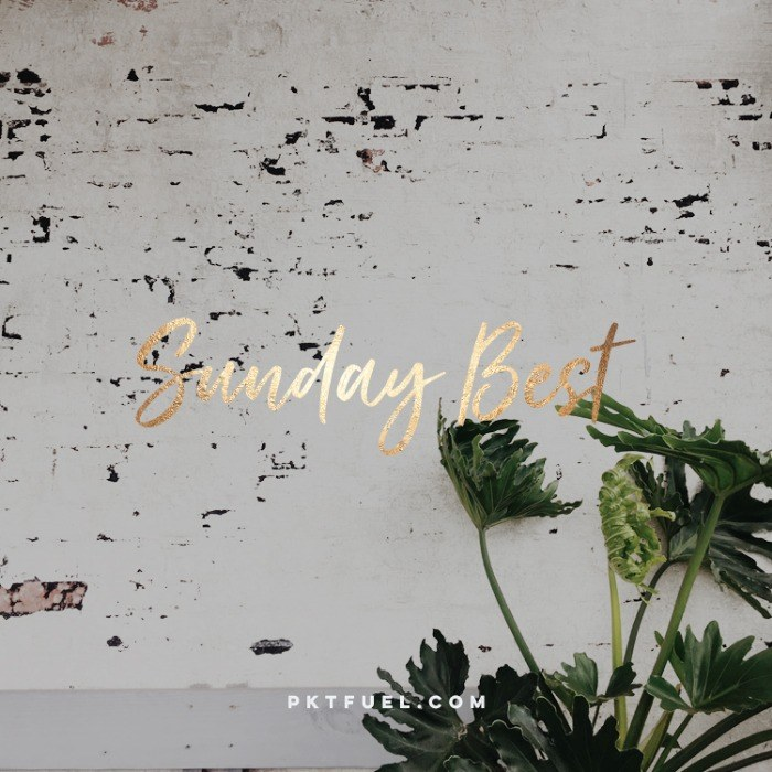 The Sunday Best – Proverb Ponderings, Mastery and more