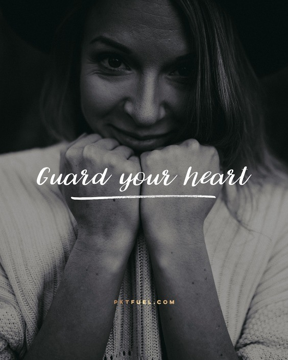 Your Heart Condition – Proverb Ponderings – Part 5 - Pocket Fuel on Proverbs 4:23