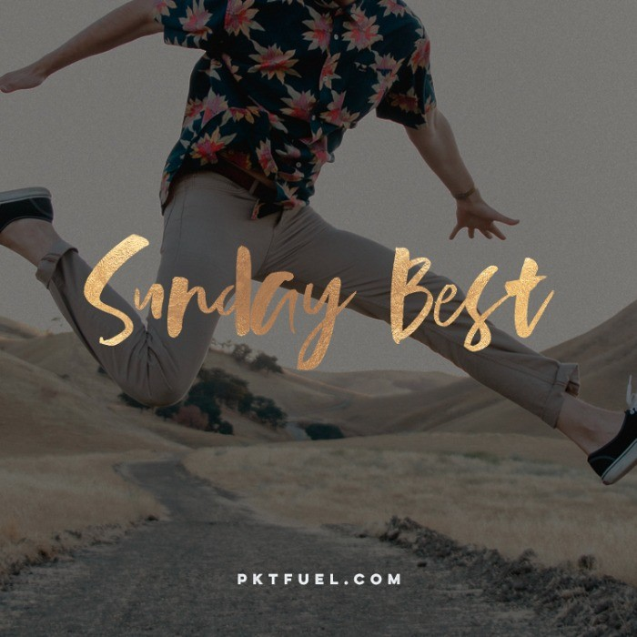 The Sunday Best – Hot or not, science and spirit, what is the bible and more