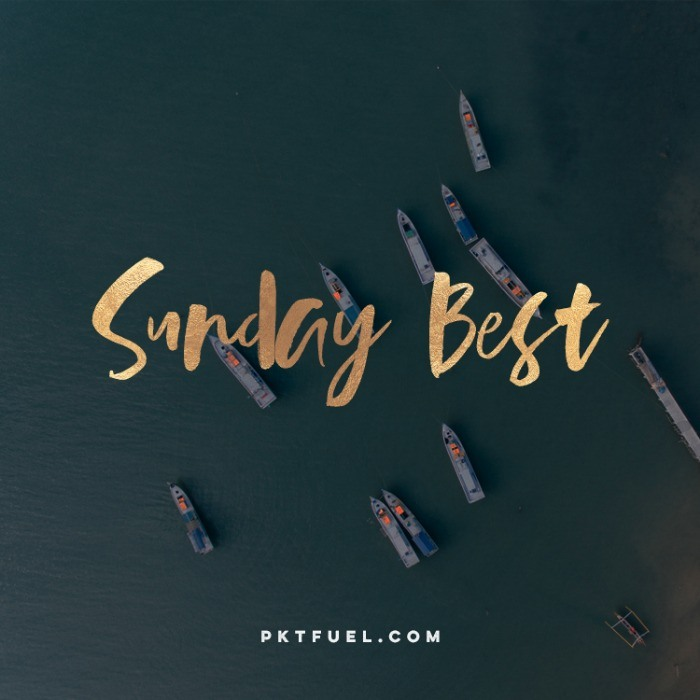The Sunday Best – Words to reject, recognising your feelings and more