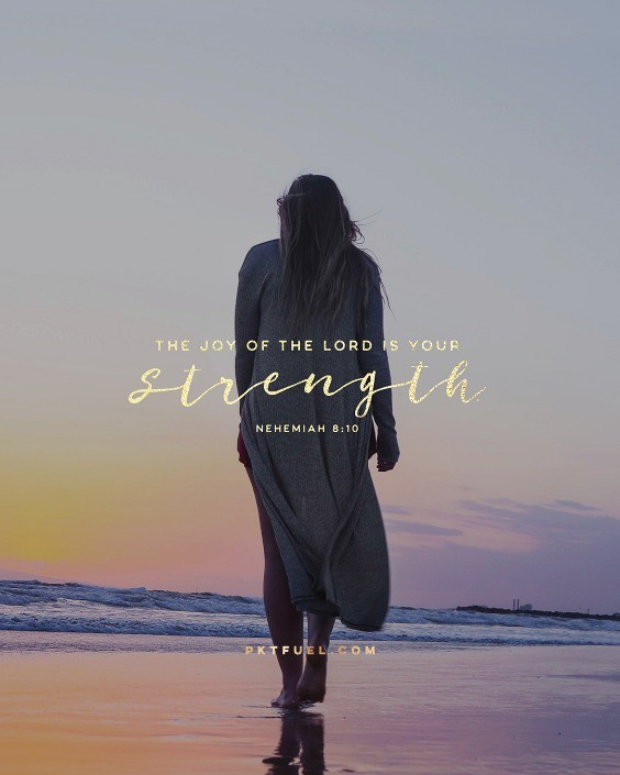 The Joy of the Lord is Your Strength – Finding Joy Series – Part 1 - Pocket Fuel on Nehemiah 8:10