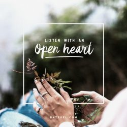 Listen With Open Hearts – The Hearing Series–Part 6 on Mark 4:25