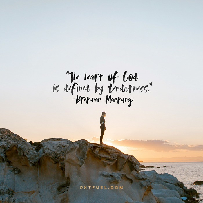 The Heart of God –The Stay Soft Series–Part 4