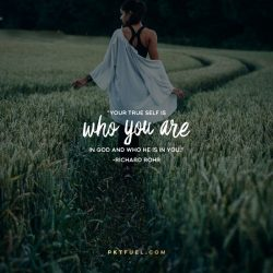 Your True Self – The Who Series on Ephesians 1:4
