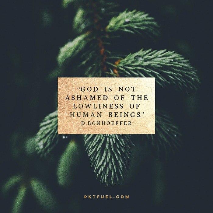 Radical Generosity of God –Advent 2017 Series– Deitrich Bonhoeffer