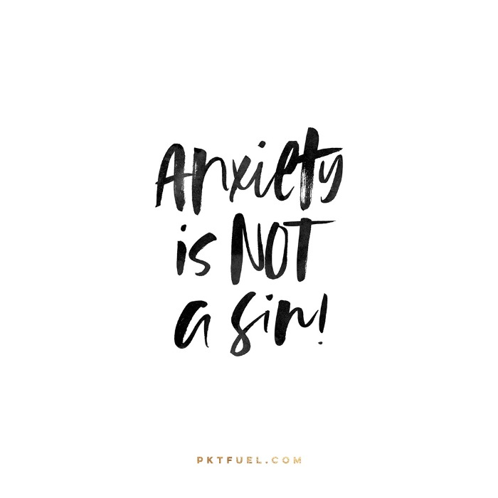Anxiety is Not a Sin – The Sin Series on Philippians 4:6