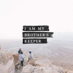 Twisted Disconnection –Keepers – Series 2 on Genesis 4:9