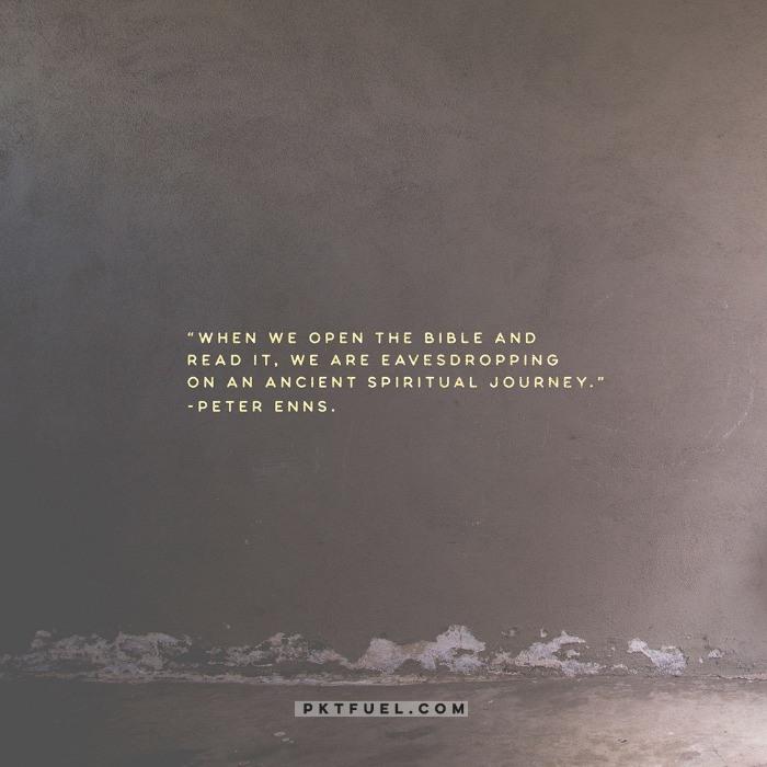 A Bible That's Falling Apart–The ClichéSeries– Part 3