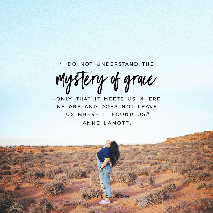 The Mystery of Grace –The Rebirth Series– Part 4