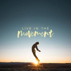 Give Your Entire Attention – Live In the Movement Series on Matthew 6:34